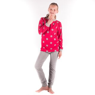 4care Kinderpflegeoverall 1066, lang, Jersey, Design,...