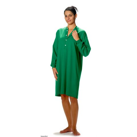 Sanisana Pflegehemd Carewear 8004, langarm