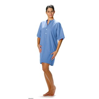 Sanisana Pflegehemd Carewear 8005, kurzarm