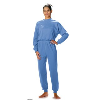 Sanisana Pflegeoverall Carewear 8016, langer Arm, langes...